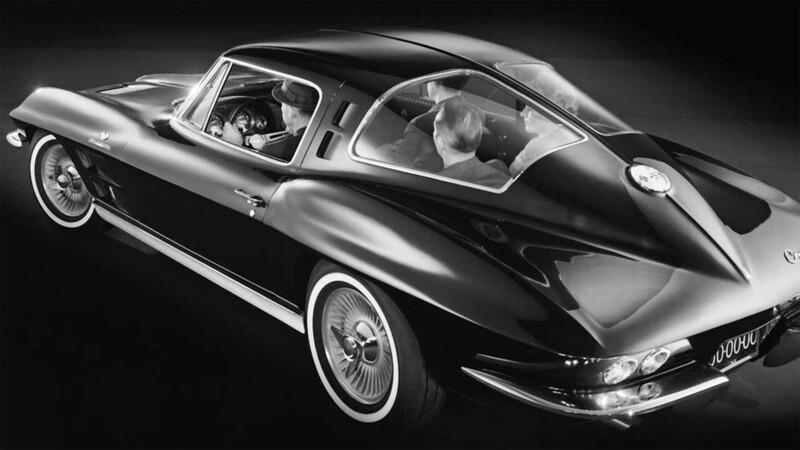 El curioso caso del Corvette de 4 asientos que no llegó a la calle