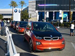 BMW presenta innovaciones en el CES 2015
