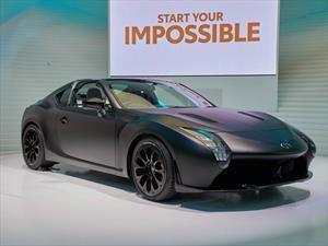 Toyota GR HV Sports Concept: novedoso híbrido deportivo