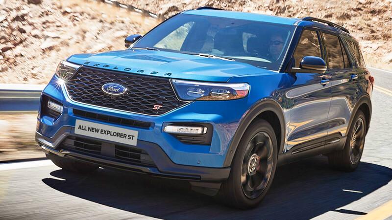 Ford Explorer ST: la deportiva que faltaba