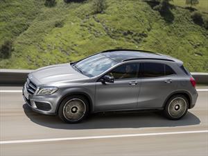 Mercedes-Benz GLA 2015 debuta