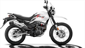 Hero presenta su nueva motocicleta XPulse 200