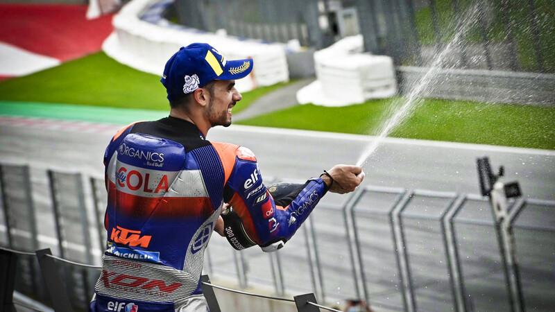 MotoGP 2020: KTM muestra credenciales para el título