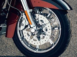 Dunlop fabrica 10 millones de llantas para Harley-Davidson