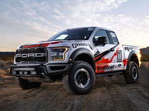 Ford F-150 Raptor 2017 listo para las compentencias off-road