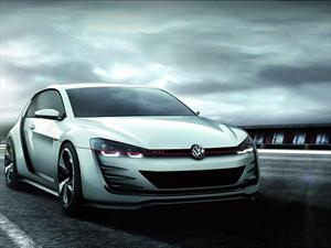 Volkswagen GTI Design Vision, el Golf que sueña con 500 CV