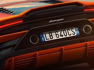 Lamborghini dejará de llamar LP al Huracán
