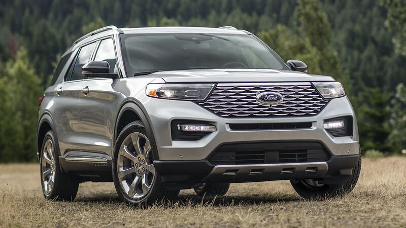 Ford Explorer 2021 suma nuevas versiones con tracción simple