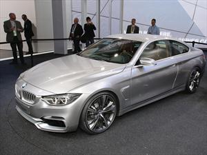 BMW Serie 4 Concept, lo vimos en Detroit