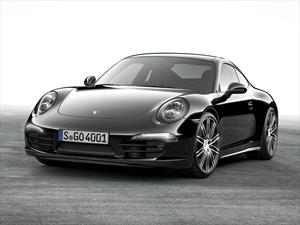 "Porsche Boxster y 911 Carrera Black Edition. Modelos con ""Smoking"""