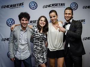@24Casetas, la serie de Volkswagen creada para Twitter