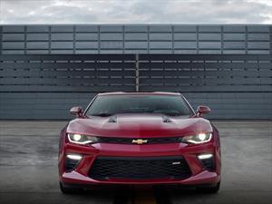 Chevrolet Camaro 2016, potencia al mejor estilo americano