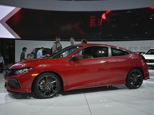 Honda Civic Si Prototype, deportividad superior