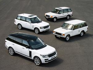 El Range Rover celebra sus 45 años de vida