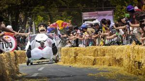 La SoapBox Race de Red Bull abre inscripciones para su edición 2020 en Santiago