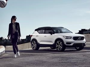 Volvo XC40 es elegida como Women's World Car of the Year 2018