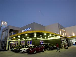 Mazda inaugura nueva agencia en Guadalajara