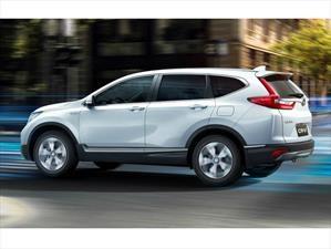 Honda lanza una inédita versión híbrida de la CR-V 2018