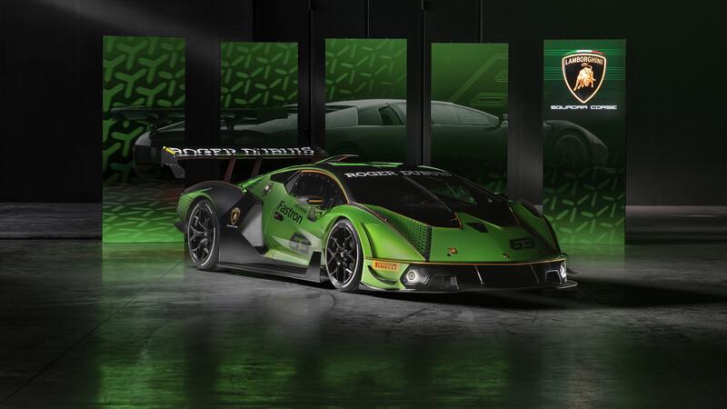 Lamborghini Essenza SCV12 debuta