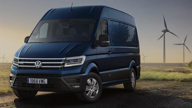 Volkswagen e-Crafter, la nueva van eléctrica de VW arranca producción en Polonia