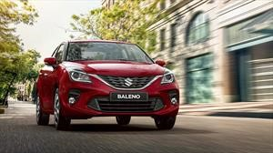Suzuki Baleno recibe retoques para el 2020