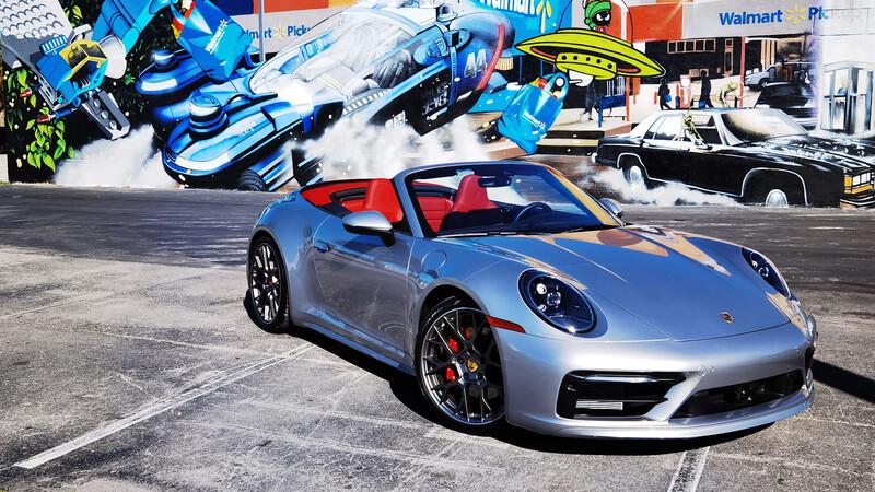 Manejamos el Porsche 911 Cabriolet 2021