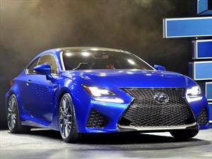 Nuevos Lexus RC y RC F inician venta en Chile