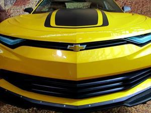 Chevrolet Camaro 2016 será más ligero y dinámico