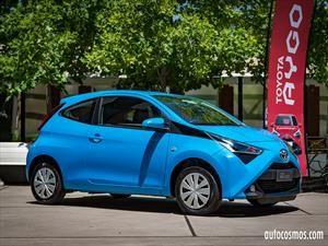 Toyota Aygo 2019 en Chile, un pequeño superhéroe