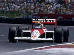 McLaren MP4/4: el todopoderoso de Senna y Prost