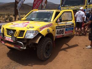 Bogotano Juan Manuel Linares logró finalizar el Rally Dakar 2014