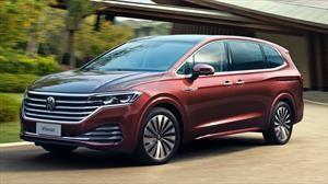 Volkswagen Viloran 2020 el regreso de la familia