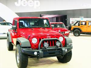 Jeep Anota Récord Mundial en Ventas