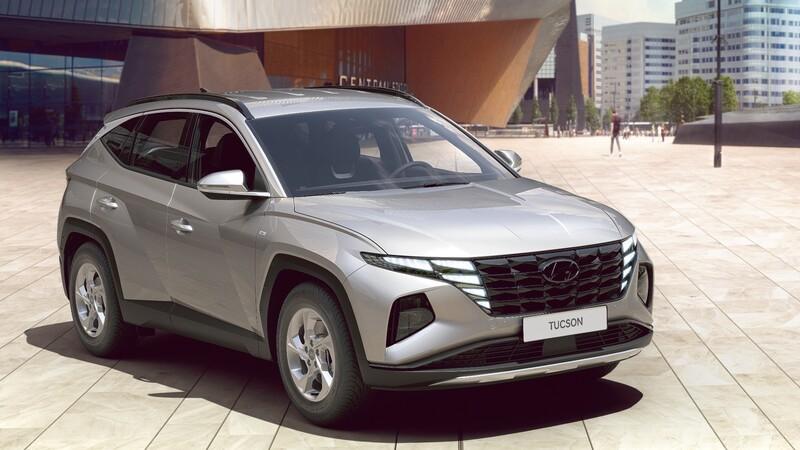 Lanzan en Colombia cuarta generación Hyundai Tucson
