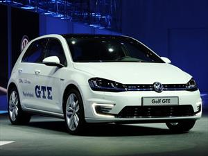 VW Golf GTE, híbrido, enchufable y deportivo
