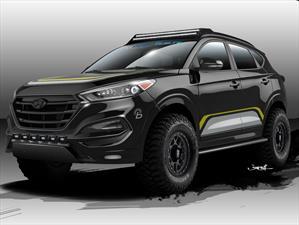 Hyundai Tucson 2016 modificado por Rockstar Performance Garage