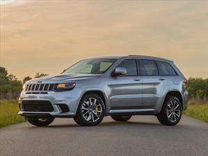 Jeep Grand Cherokee Trackhawk por Hennessey Performance es el SUV más rápido del mundo