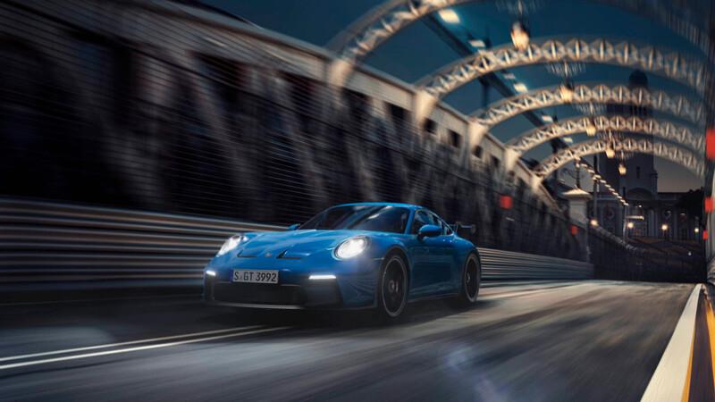 Porsche confirma la llegada del 911 GT3 2021 a México