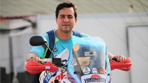 Nicolás Robledo, listo para representar a Colombia en el Dakar 2020