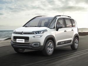 Así es el renovado Citroën C3 Aircross