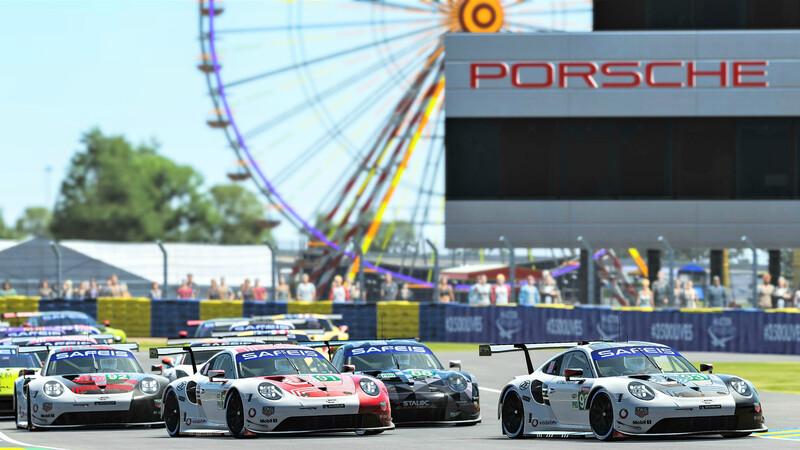 Colombia presente en el Porsche TAG Heuer Esports Sprint Trophy Latin America