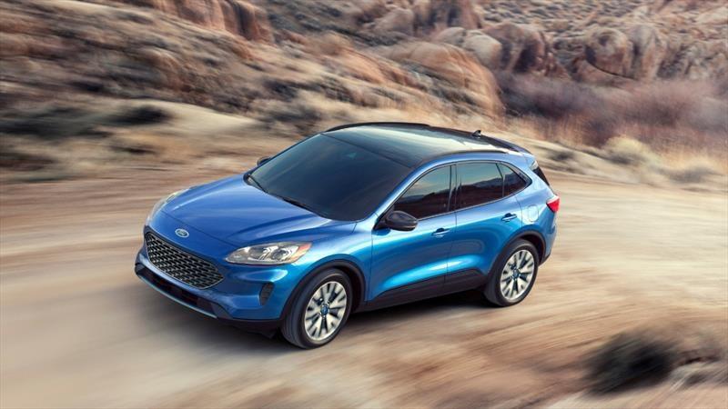 12 avances tecnológicos de la nueva Ford Escape Híbrida