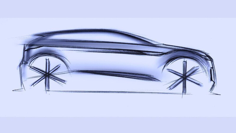 Jaguar Land-Rover trabaja en un SUV impulsado por hidrógeno