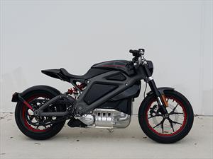 Project Livewire, manejamos la primer Harley-Davidson eléctrica