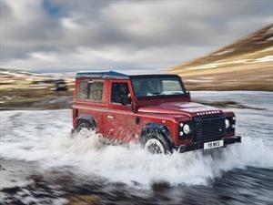 Land Rover regresa el Defender para celebrar su 70º aniversario