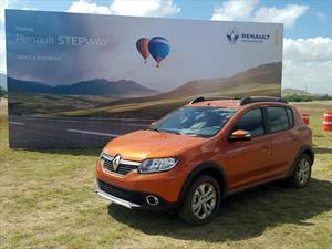 Renault Stepway 2016 se presenta