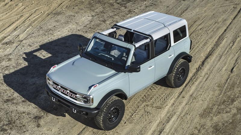 Ford Bronco vs Jeep Wrangler: La guerra está declarada