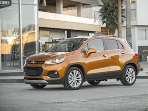 Chevrolet Trax 2017 debuta