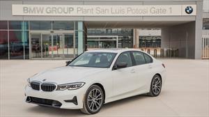 BMW Serie 3 2019 saldrá al mundo desde México