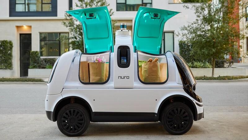 Toyota invierte en Nuro en su camino hacia los vehículos autónomos